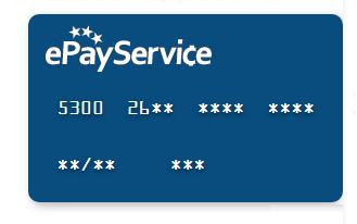 epayservices虚拟信用卡