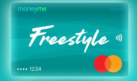 Freestyle虚拟信用卡