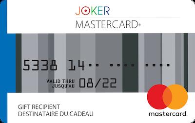 JokerMastercard