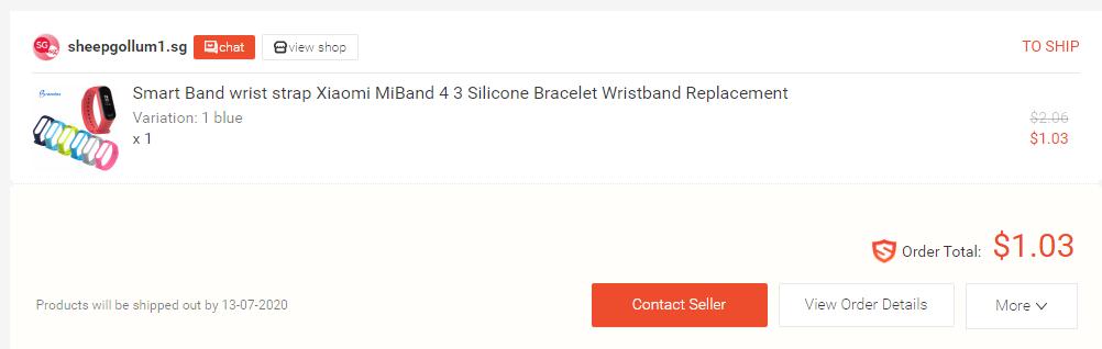 Shopee虚拟信用卡7