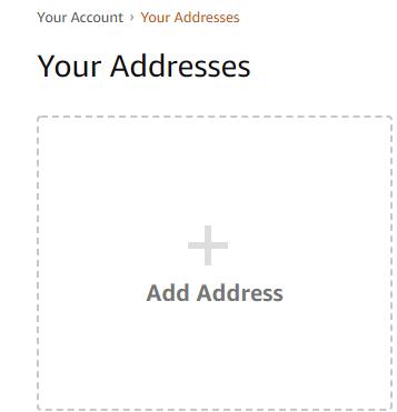 亚马逊虚拟信用卡
