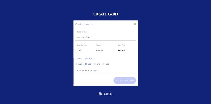 barter虚拟卡3