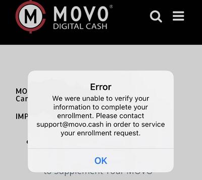 movocash失败