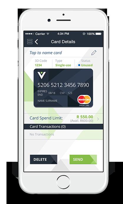 VCpay虚拟信用卡