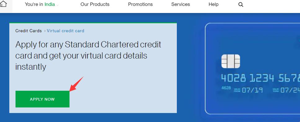 standard虚拟信用卡1