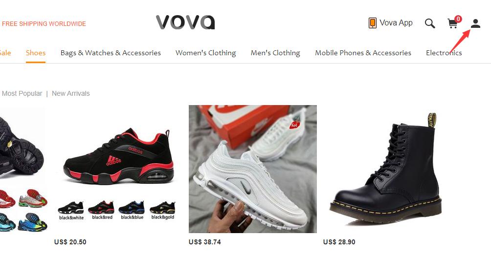vova虚拟信用卡