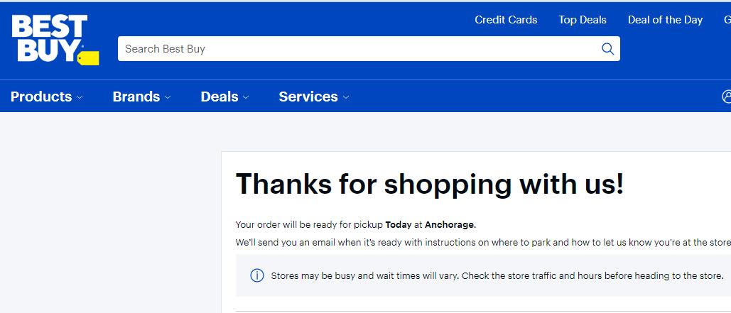 bestbuy虚拟信用卡