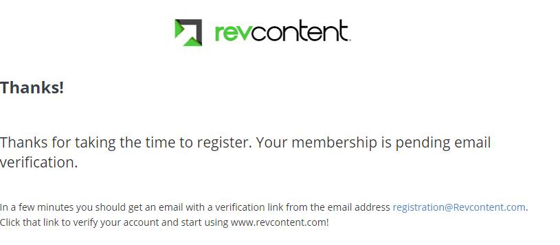 revcontent虚拟信用卡