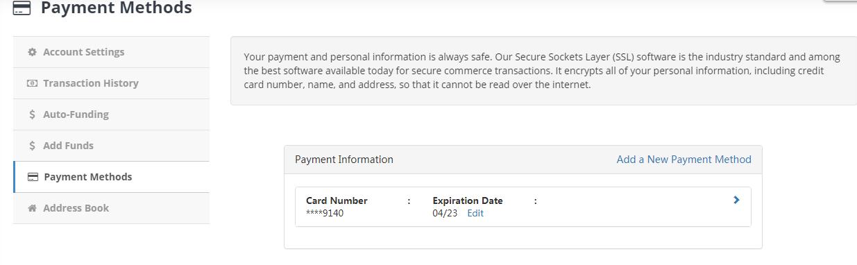 虚拟信用卡revcontent