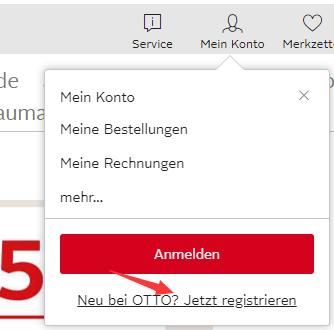 OTTO虚拟信用卡