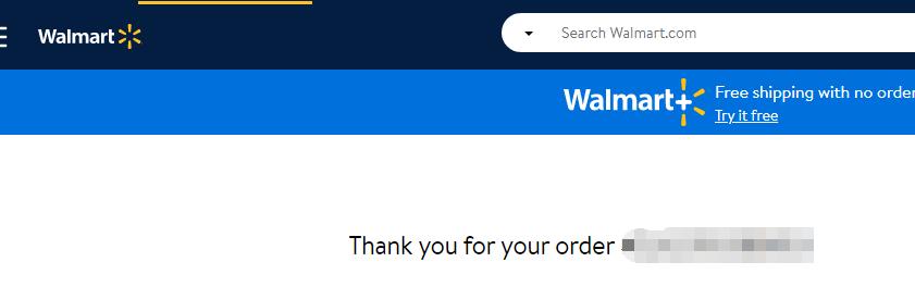 虚拟信用卡Walmart